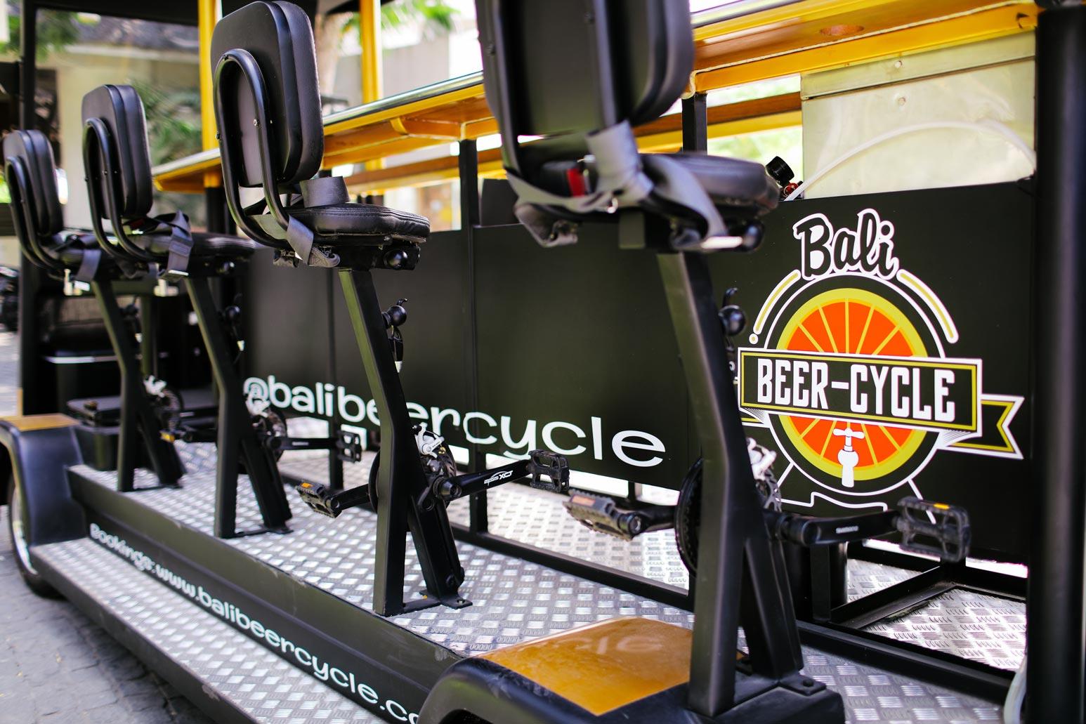 Bali Beer Cycle